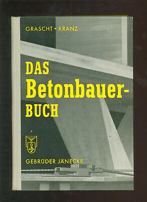 Das Betonbauerbuch 1967