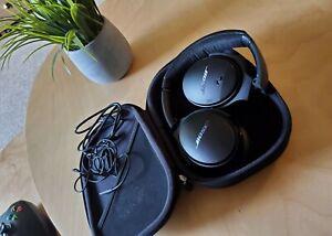Bose QuietComfort 35 II headphones -BLACK