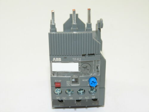 ABB TF42-13 Thermal Overload Relay 10-13a NEW 1yr Warranty