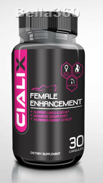 Cialix Male Enhancement Libido & Drive Stamina Booster 90