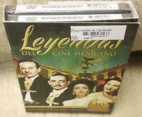 Leyendas Del Cine Mexicano 10 Peliculas Dvd Set -doña Diabla Maria Felix