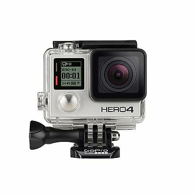 Brand New GoPro Hero 4 Silver Edition Action Camera Go Pro Next Day Delivery!