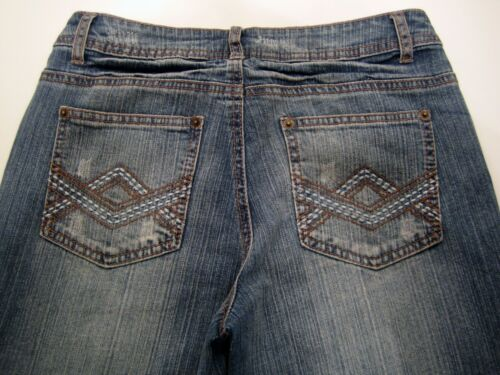 destroyed W28 L34 straight  NEU LAURA SCOTT Damen Jeans Lang Gr 72 used