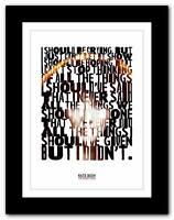 KATE BUSH - This Woman's Work  ❤ song lyrics poster art print - A1 A2 A3 or A4