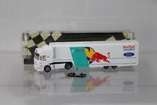 "Herpa/B&S MAN F2000 19.603 V10 ""Red Bull Saurer Ford Petronas Malaysia"" /H3496"