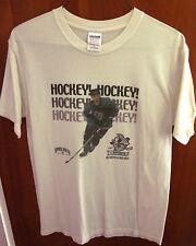 CLEVELAND BARONS med defunct hockey T shirt minors San Jose Sharks tee OHIO