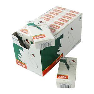 10-x-SWAN-MENTHOL-EXTRA-SLIM-FILTER-TIPS-5mm-PRE-CUT-CIGARETTE-TOBACCO-1200-Tips
