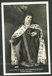Postal-antigua-de-Santa-Magdalena-andachtsbild-santino-holy-card-santini