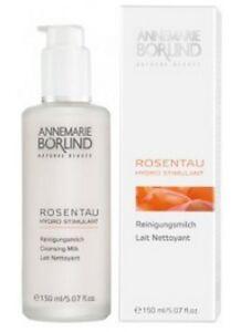 AnneMarie-Borlind-Rosentau-Lait-Nettoyant-Demaquillant-visage-150ml-5-07-fl-oz