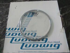 """6"""" Ludwig Striders Lourd Clair Drum Head Livraison Gratuite-afficher Le Titre D'origine"""