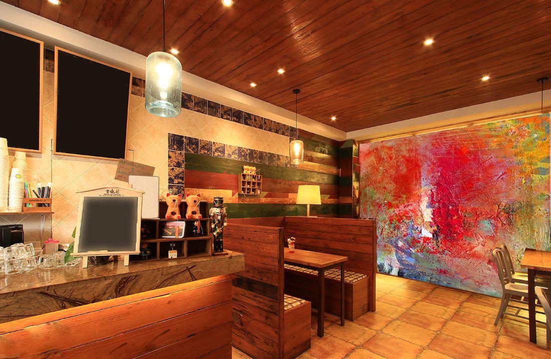 3D Artistic color 73 Wall Paper Murals Wall Print Wall Wallpaper Mural AU Lemon