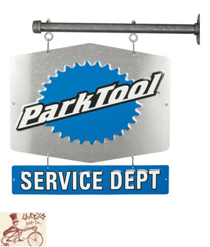 PARK TOOL SDS-1 SINGLE SIDED SHOP SIGN