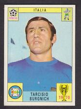 Panini - Mexico 70 World Cup - Tarcisio Burgnich - Italia