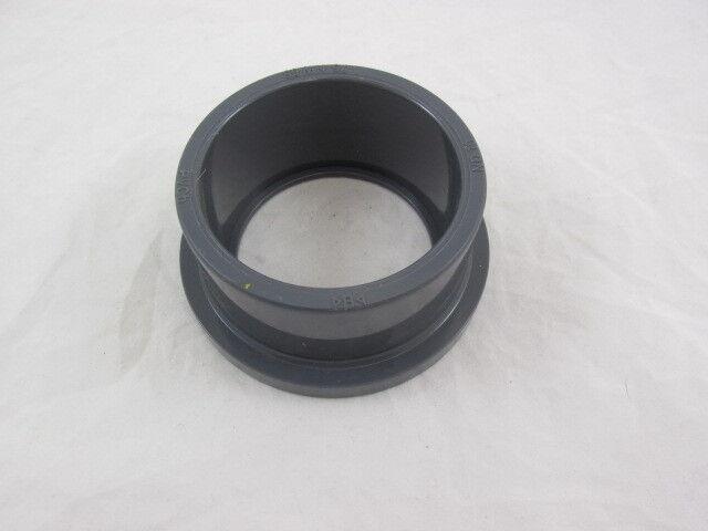 GF PVC Bundbuchse 40 mm, Georg Fischer Fitting, Klebefitting