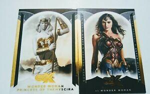 WonderCon-Cryptozoic-CZX-Wonder-Woman-Promo-Card-P1-amp-CZX-Princess-of-Themyscara