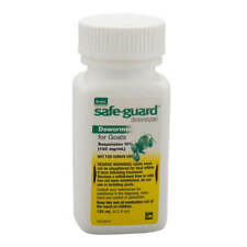 Safe Guard Dewormer Suspension 10 For Goats 125 Ml