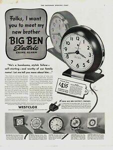 1939-ORIGINAL-VINTAGE-WESTCLOX-BIG-BEN-ALARM-CLOCK-MAGAZINE-AD