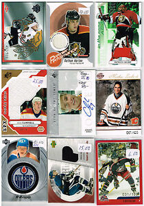 HUGE-Lot-Of-2003-04-Autos-Game-Used-Rookies-Parallels-Inserts-Base
