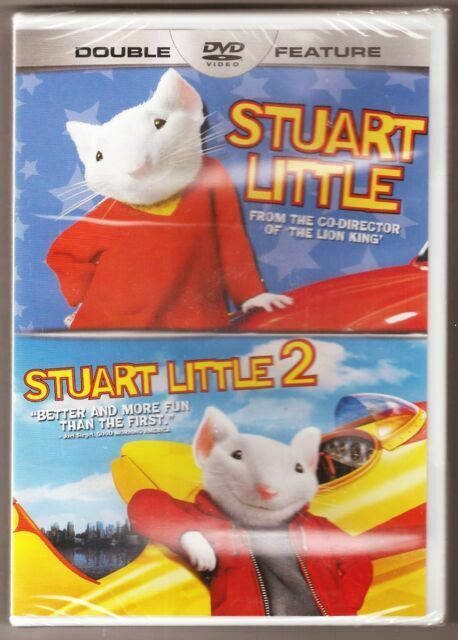 Stuart Little 1 2 Dvd Double Feature 0099 For Sale Online Ebay