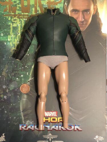 Hot Toys Thor Ragnarok Loki MMS472 Corps /& shirt loose échelle 1//6th