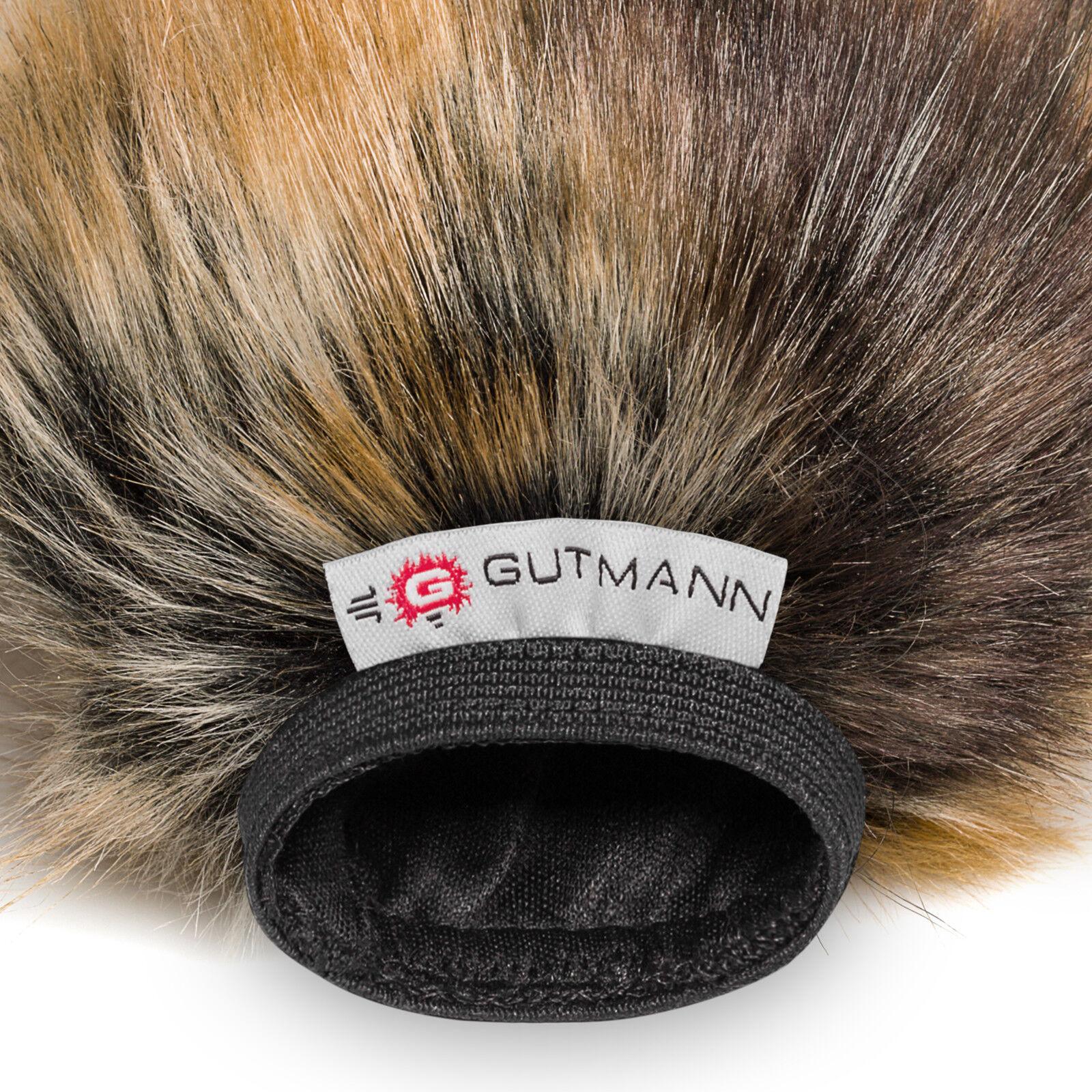 Gutmann Gutmann Gutmann Micrófono Parabrisas Parabrisas Para Olympus LS-3 Premium Edition Tiger 1359f7