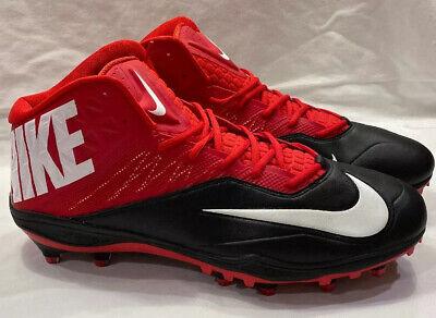 Nike Zoom Code Black/Red Football
