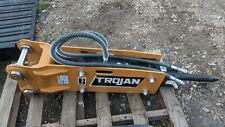 New 2020 Trojan Th35 Hydraulic Breaker Hammer For Excavator Cat 303 Deere 35