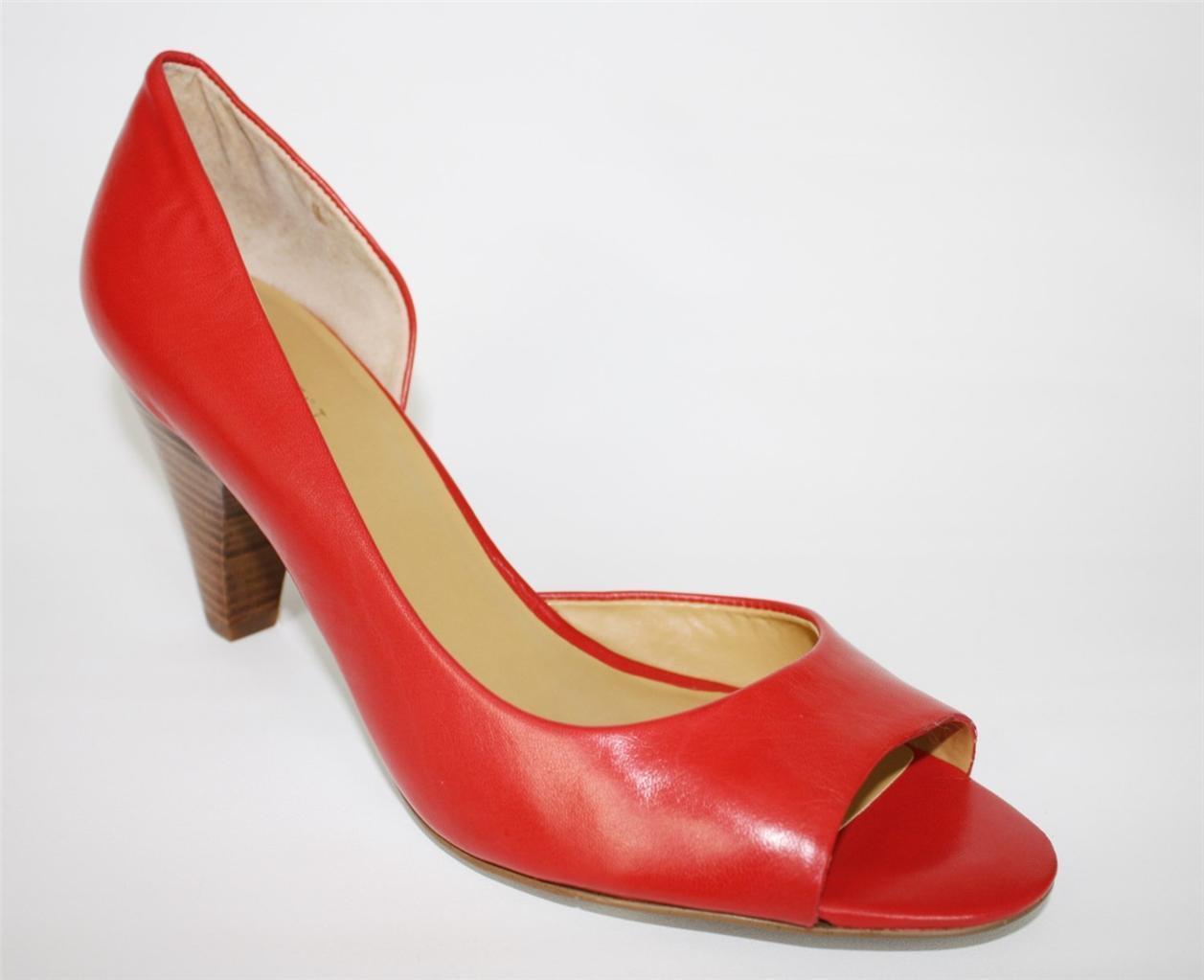 Damenschuhe Schuhes Nine West Heels CELLO Peeptoe Pumps 3
