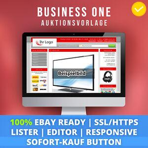 Red-One-eBay-Template-Auktionsvorlage-Verkaufsvorlage-Ebayvorlage-Responsive