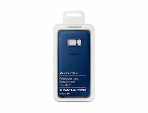 Genuine-Samsung-Alcantra-Back-Cover-for-Galaxy-S8-in-Blue