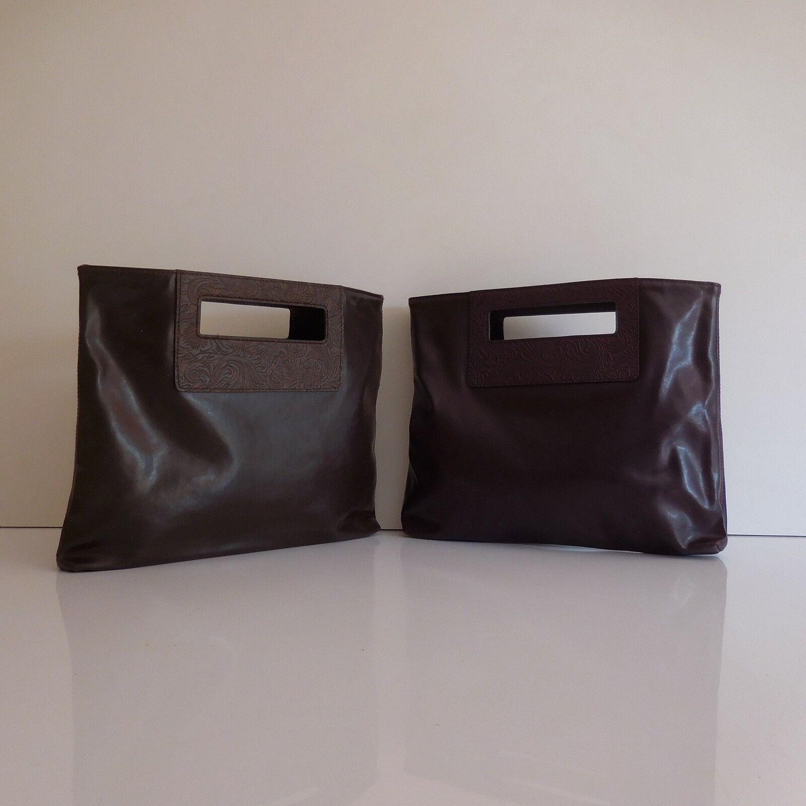 b435b07e48 2 sacs nouveau à main Shopping femme vintage art nouveau sacs déco XXe fait  main PN