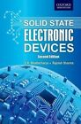 Solid State Electronic Devices by K. Bhattacharya, Rijnish Sharma (Paperback, 2014)