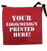 Customised Dj Record Bag For 12 Vinyl - Your Logo / Brand / Dj Name / Event