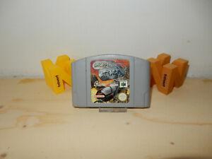 PAL N64: Chopper Attack Loose Game Nintendo 64