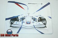 Original Nueva Bmw Sauber F1 Mouse Mat 80300411687