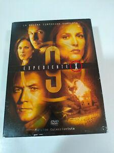 Expediente-X-Novena-Temporada-9-Completa-7-DVD-Edicion-Deluxe-Espanol-English