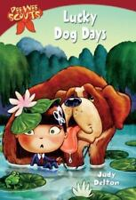 Pee Wee Scouts: Lucky Dog Days No. 3 by Judy Delton and Pee Wee Scouts Staff (1988, Paperback)