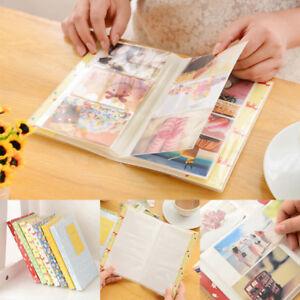 84-Pockets-Album-Storage-Book-For-Fujifilm-Polaroid-Fuji-Instax-Mini-50s-7-8s-JB