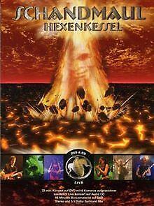 Schandmaul-CALDAIA streghe (DVD + CD) | DVD | stato bene