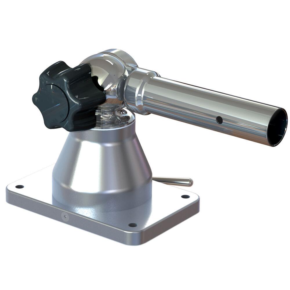 Taco Grand Slam 170 Outrigger superior se monta - 1-1 8   (par) Modelo GS-170