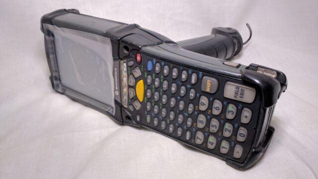 Motorola Symbol 9090 Mc9090-gf0hjjfa6wr Windows Mobile Wavelink Barcode  Scanner