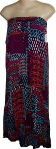 Womens-AEROPOSTALE-Tribal-Maxi-Woven-Skirt-NWT-2396