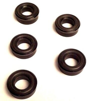 """5-PACK of Seals 1-5//16/"""" x 1-9//16/"""" for ALEMITE Pumps and Pump Tubes Ref 393530-22"""
