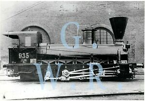 Baryt Dampflok Foto - SB Serie 34 Lok.Nr. 935