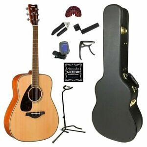Yamaha-FG820L-Left-Hand-Acoustic-Guitar-Natural-Finish
