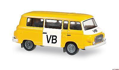 """Di Animo Gentile Tt B1000 Bus """"vb"""" Polizia Repubblica Ceca Herpa 066358-mostra Il Titolo Originale"""