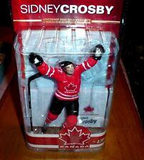 2010 NHL McFarlane Sidney Corsby Team Canada Figure