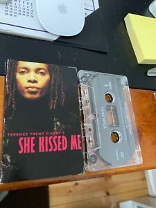 Terence-Trent-D-Arby-She-Kissed-Me-Cassette-Tape-Cassingle