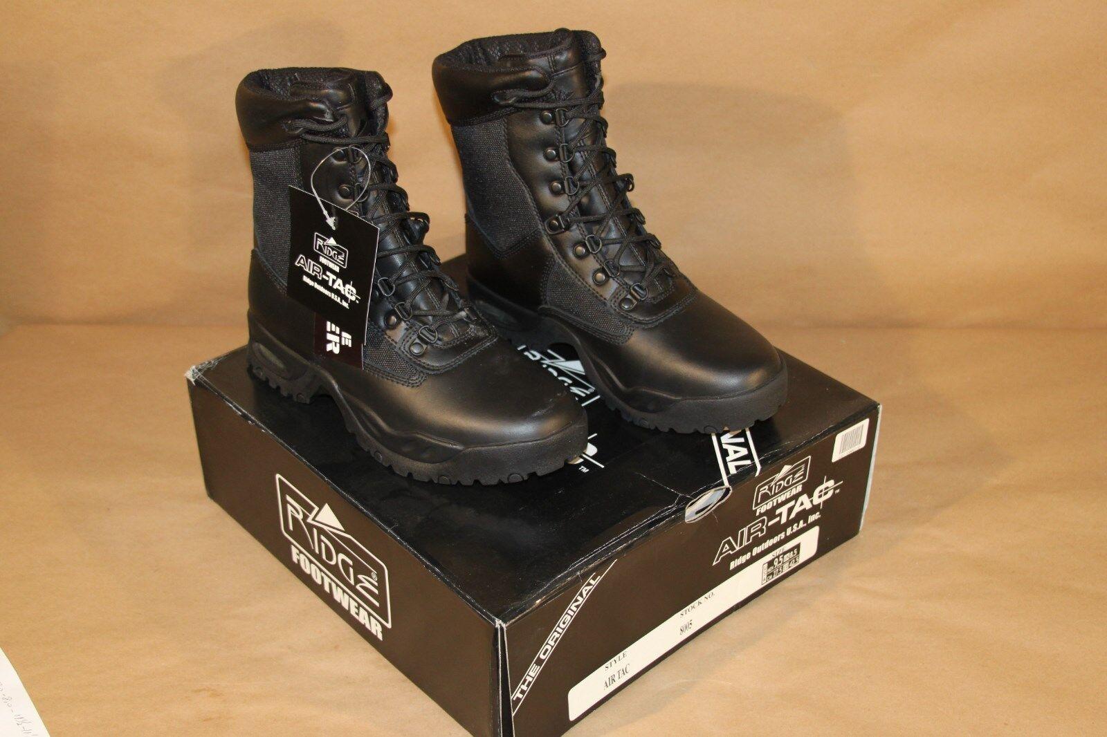 Ridge Footwear Air-Tac 8005 Tactical boots