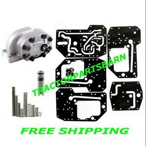 Details about IH FARMALL NEW MCV HYDRAULIC PUMP KIT 786 886 986 1086 1486  3088 3688 120114C92